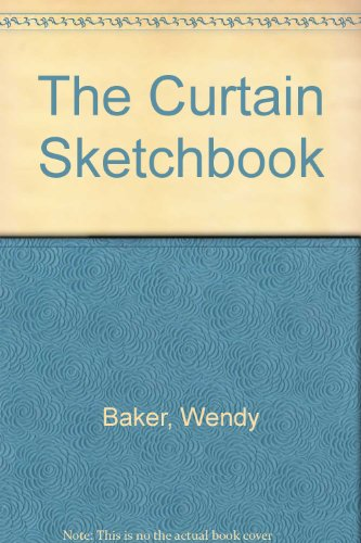 9780823011315: The Curtain Sketchbook