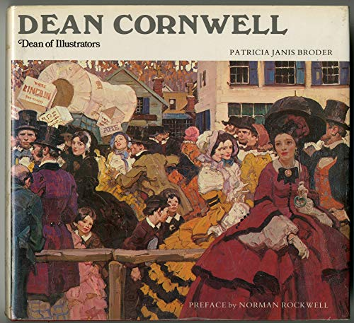 9780823012695: Dean Cornwell: Dean of illustrators