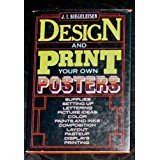 9780823013098: Design and Print Your Own Posters