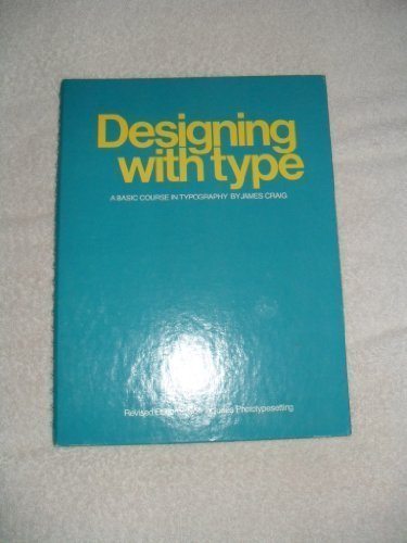 9780823013210: Designing with Type: A Basic Course in Typography