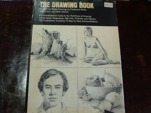 9780823013654: The Drawing Book