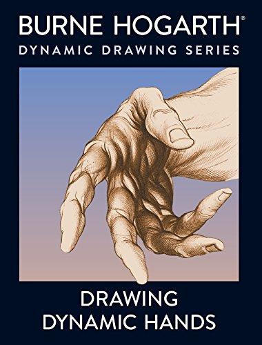 Drawing Dynamic Hands: Hogarth, Burne