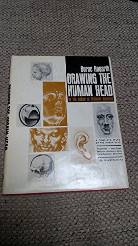 9780823013753: Drawing the Human Head