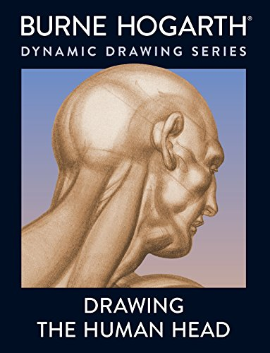 9780823013760: DRAWING THE HUMAN HEAD (Practical Art Books)