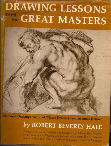 9780823014002: Drawing Lessons from the Great Masters