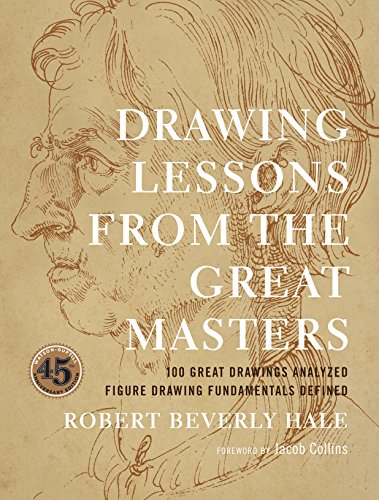 9780823014019: Drawing Lessons from the Great Masters (Practical Art Books)