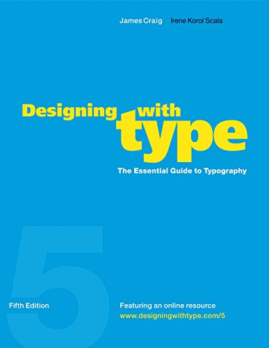 9780823014132: Designing with Type, 5th Edition: The Essential Guide to Typography