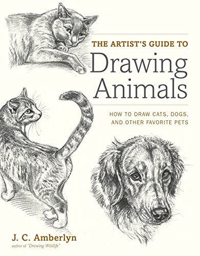 9780823014231: The Artist's Guide to Drawing Animals: How to Draw Cats, Dogs, and Other Favorite Pets