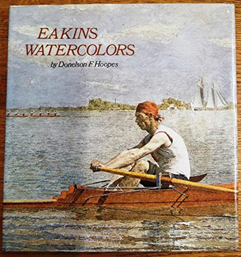 9780823015900: Eakins watercolors,