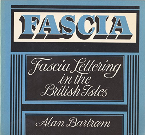 9780823016402: Fascia lettering in the British Isles