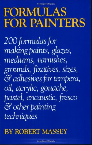 9780823018772: Formulas for Painters