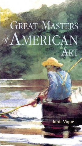 9780823021154: Great Masters of American Art (Great Masters of Art)