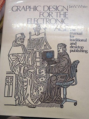 9780823021215: Graphic design for the electronic age