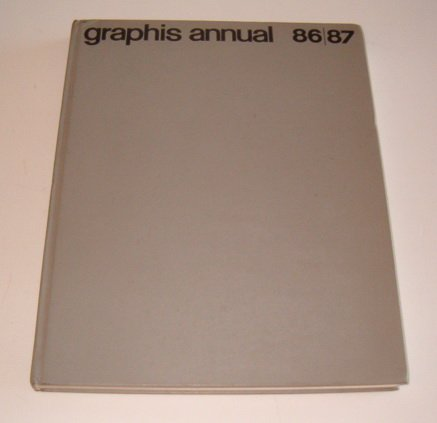 9780823021307: Graphis Annual 86/87