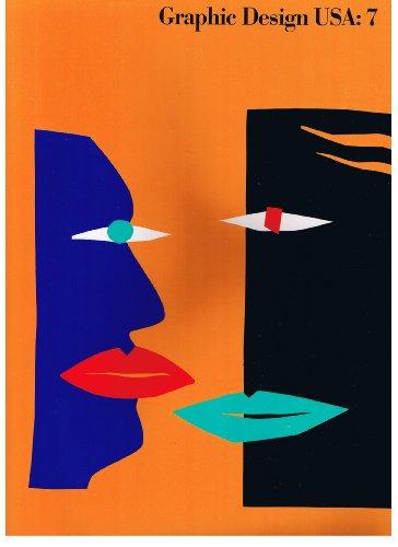 """Aiga Graphic Design, Volume 7"""" (Aiga Graphic Design U. S. A.): Heller, Steven"""
