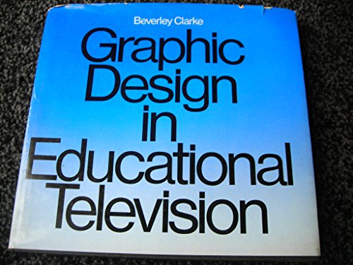 9780823021468: Title: Graphic Design in Educational Television