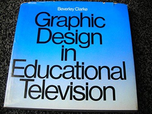 9780823021468: Graphic Design in Educational TV