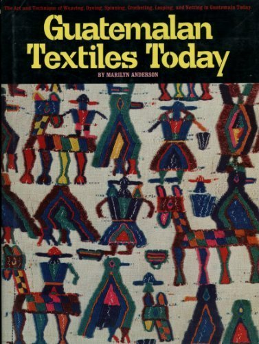 Guatemalan Textiles Today