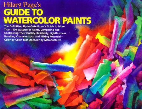 9780823022618: Hilary Page's Guide to Watercolor Paints