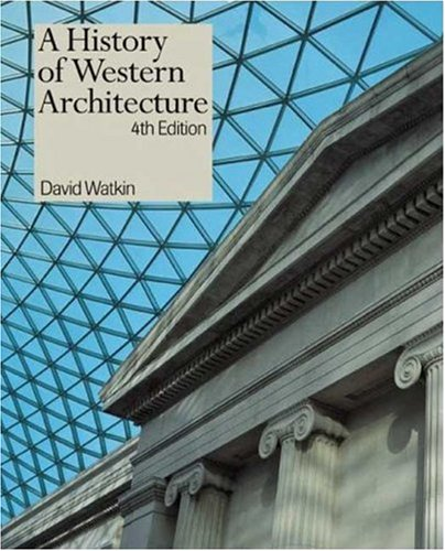 9780823022779: A History of Western Architecture