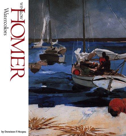 9780823023264: Winslow Homer Watercolors (Watson-Guptill Famous Artists)