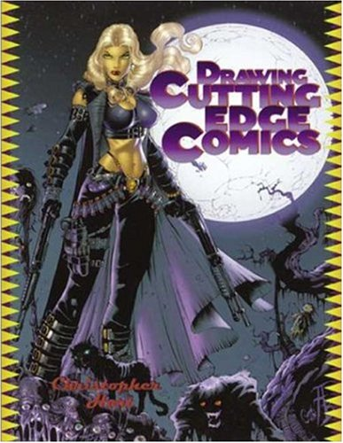 Drawing Cutting Edge Comics (0823023974) by Hart, Christopher