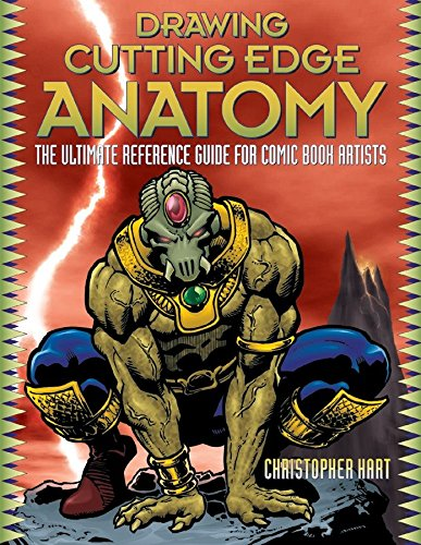 9780823023981: Drawing Cutting Edge Anatomy: The Ultimate Reference for Comic Book Artists
