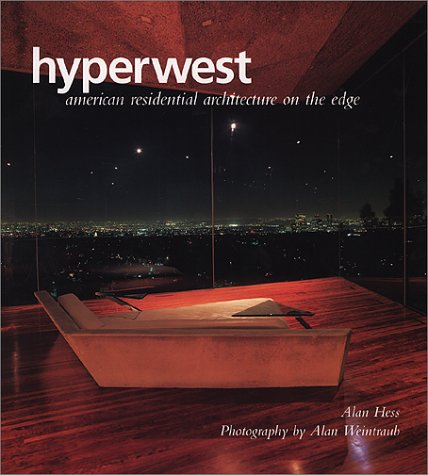 9780823025206: Hyperwest: American Residential Architecture on the Edge
