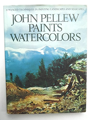 9780823025640: John Pellew Paints Watercolors