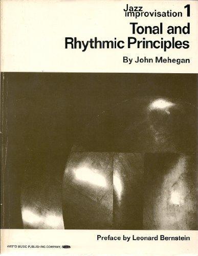 9780823025718: Jazz Improvisation 1: Tonal and Rhythmic Principles