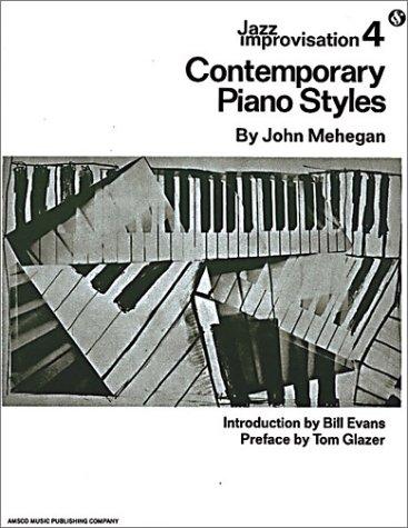 9780823025749: Jazz Improvisation: Contemporary Piano Styles: 4