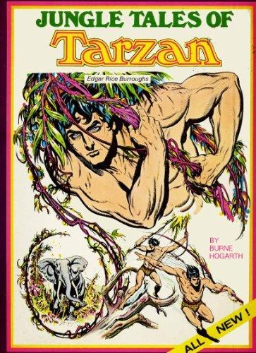 9780823025763: Jungle Tales of Tarzan