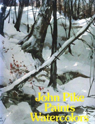 9780823025770: John Pike Paints Watercolors