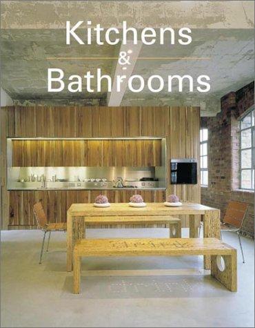 9780823025886: Kitchens and Baths (Good Ideas)