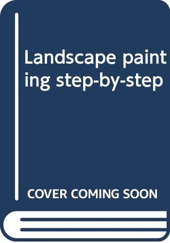 9780823026159: Landscape painting step-by-step