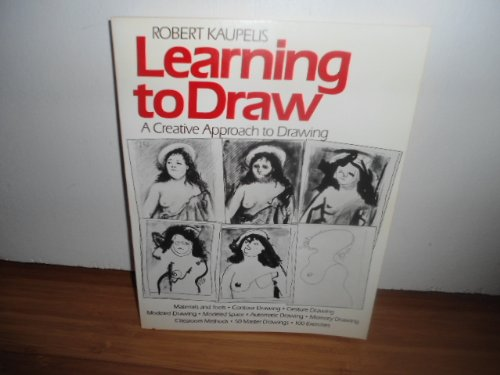 9780823026760 Learning To Draw A Creative Approach Expressive Drawing