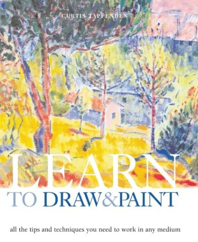 9780823026982: Learn to Draw & Paint