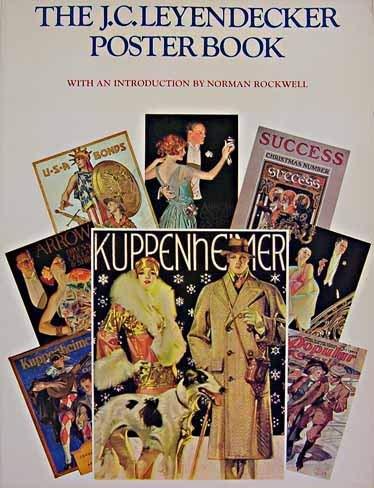 9780823027583: The J. C. Leyendecker Poster book
