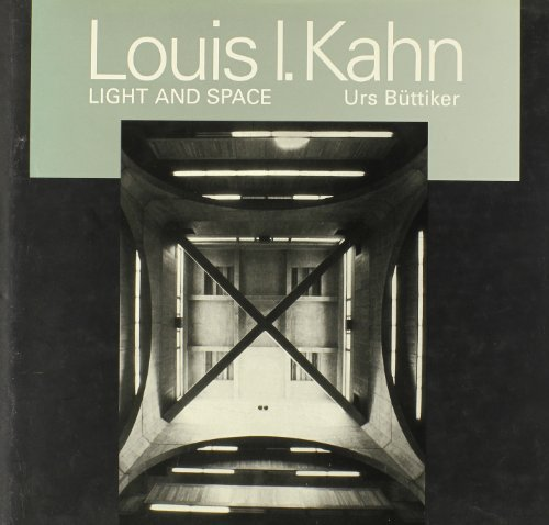 9780823027736: Louis I. Kahn: Light and Space