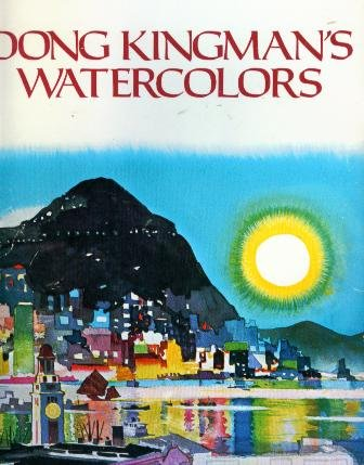 Dong Kingman's Watercolors