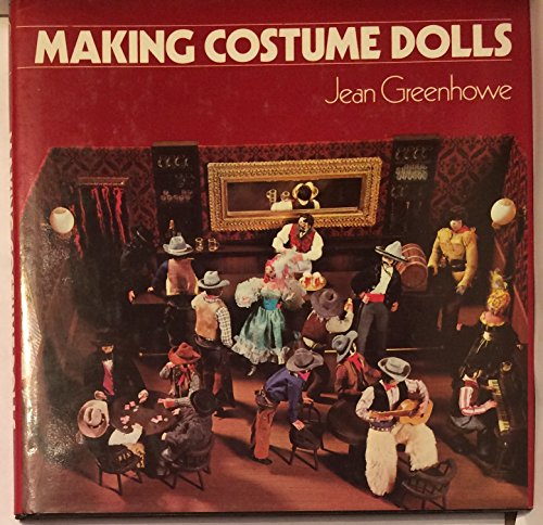 9780823029877: Making costume dolls