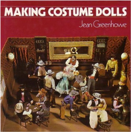 Making costume dolls (0823029875) by Jean Greenhowe