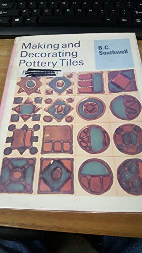 9780823029884: Making and decorating pottery tiles,