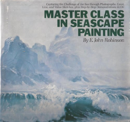 9780823030125: Master Class in Seascape Painting