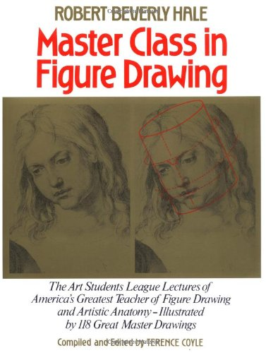 9780823030149: Master Class in Figure Drawing