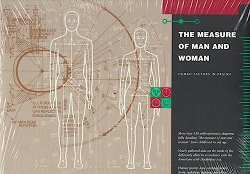 9780823030316: The Measure of Man and Woman: Human Factors in Design (Dreyfuss Associates)