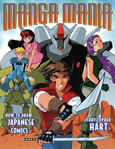 9780823030354: Manga Mania: How to Draw Japanese Comics (Christopher Hart Titles)