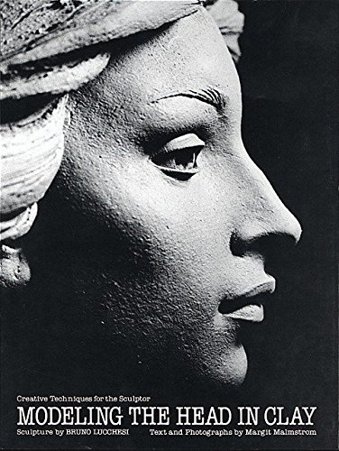 9780823030996: Modeling the Head in Clay (Practical Craft Books)