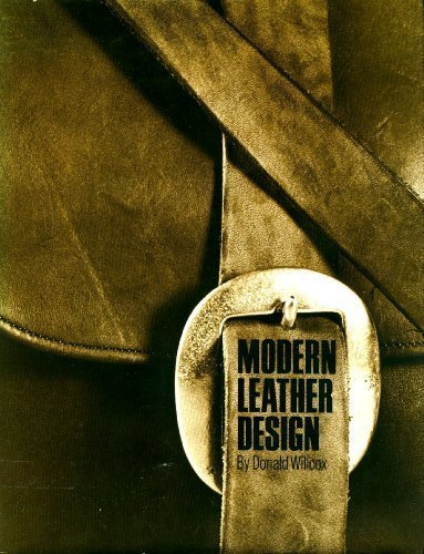 Modern Leather Design: Donald Willcox
