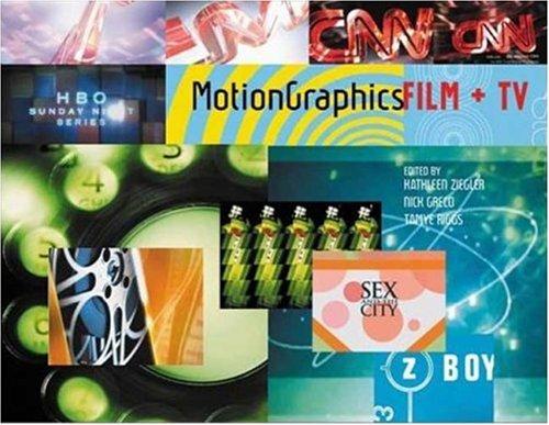 9780823031412: MotionGraphics: Film & TV